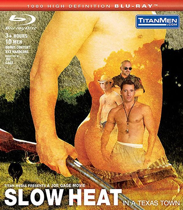 Slow Heat BLU-RAY - Front