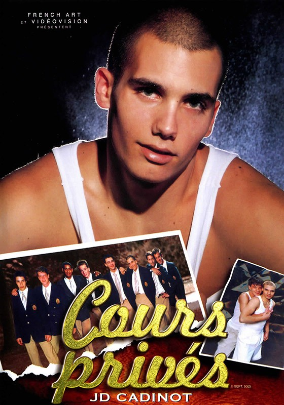 Cours Prives DVD - Front