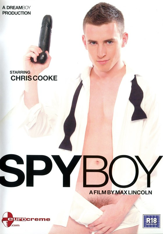 SpyBoy DVD - Front