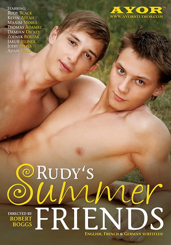 Rudy's Summer Friends DOWNLOAD - Front