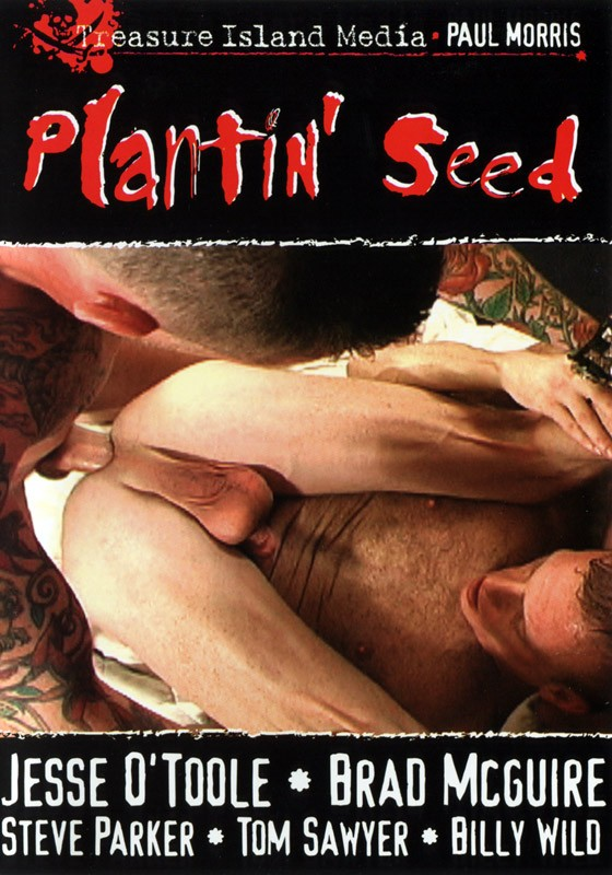 Plantin' Seed DVD - Front