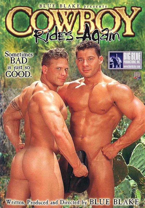 Cowboy Rides Again DVD - Front