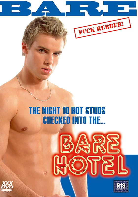 Bare Hotel DVD - Front