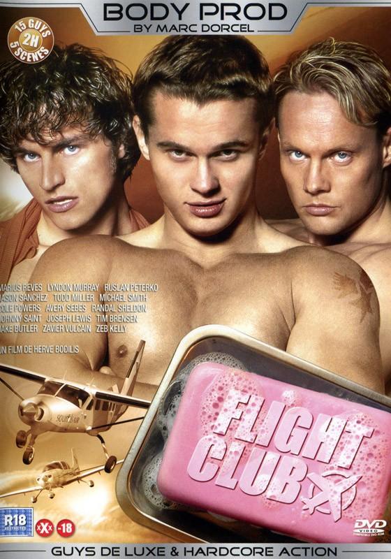 Flight Club DVD - Front