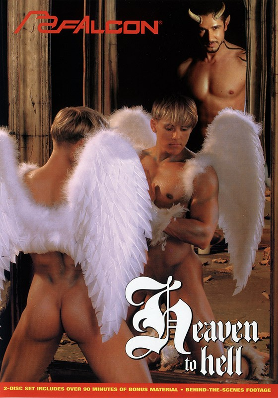 Heaven to Hell DVD - Front