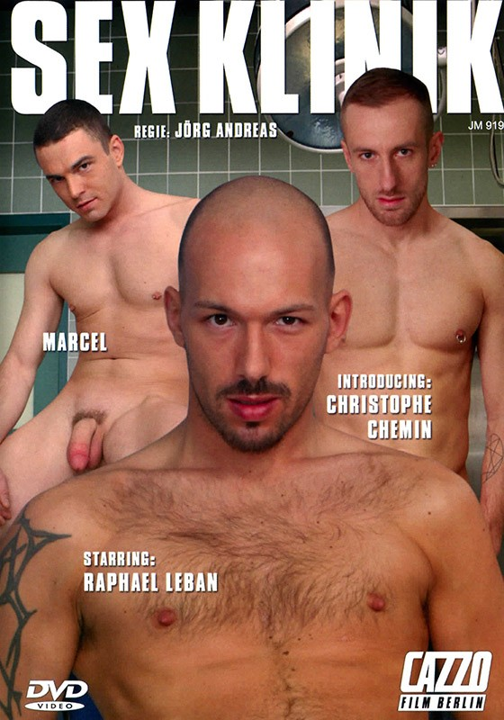 Sex Klinik DVD - Front