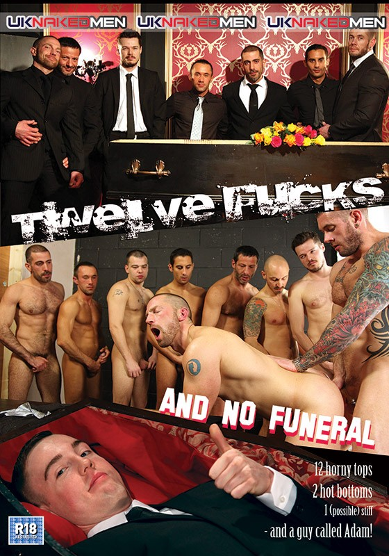 Twelve Fucks And No Funeral DOWNLOAD - Front