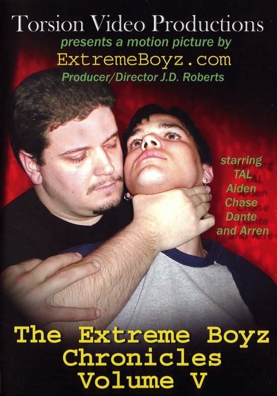 The Extreme Boyz Chronicles Vol. 5 DVD - Front