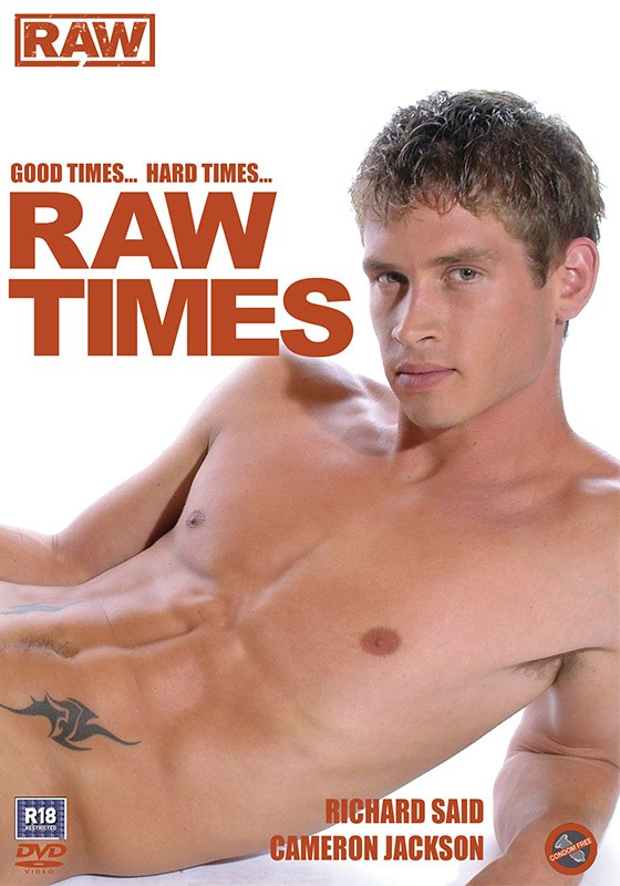 Raw Times DVD - Front