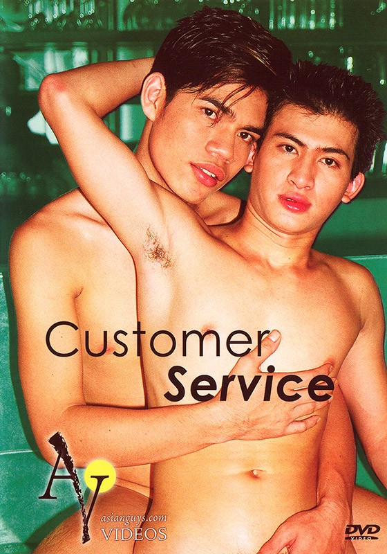 Customer Service DVD - Front