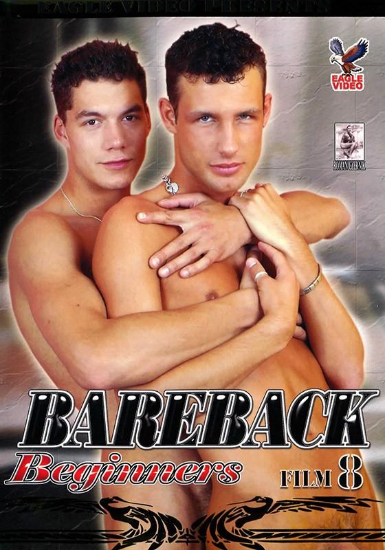 Bareback Beginners 8 DVD - Front