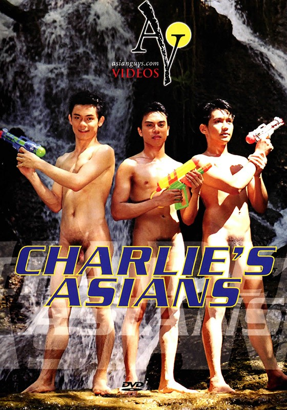 Charlie's Asians DVD - Front
