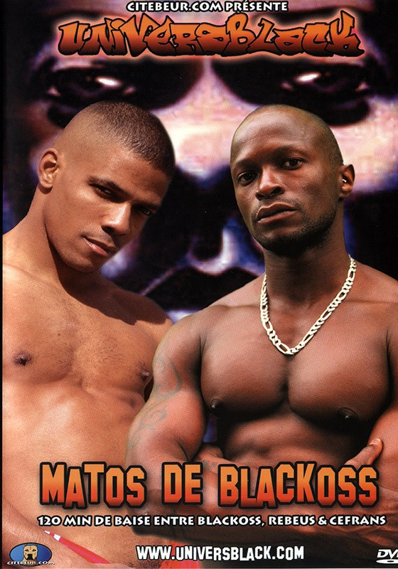 Matos de Blackoss DVD - Front