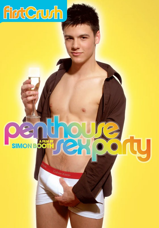 Penthouse Sex Party DVD - Front