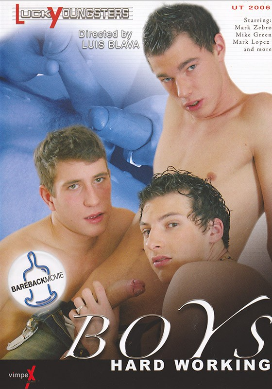Boys Hard Working DOWNLOAD - Front