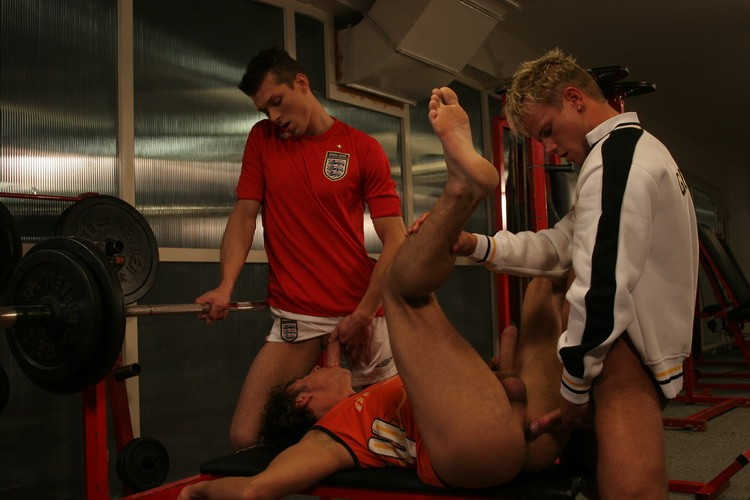 World Soccer Orgy part 2 DVD - Gallery - 005