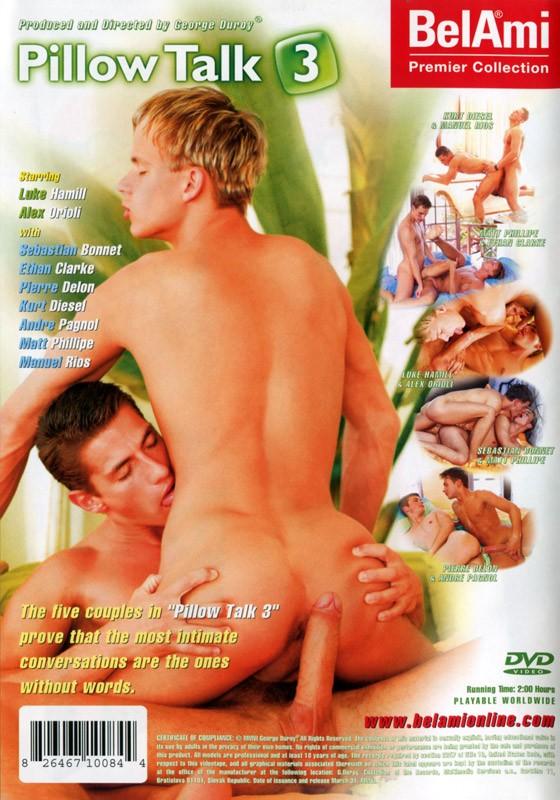 Pillow Talk 3 DVD - Back