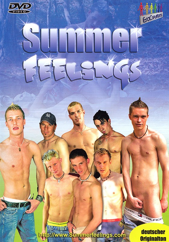 Summer Feelings DVD - Front