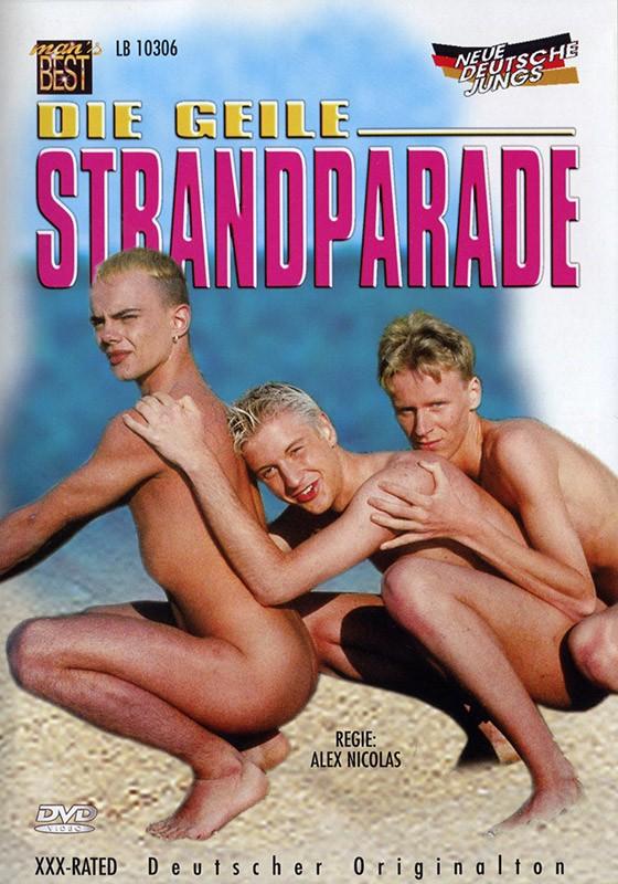 Die Geile Strandparade DOWNLOAD - Front
