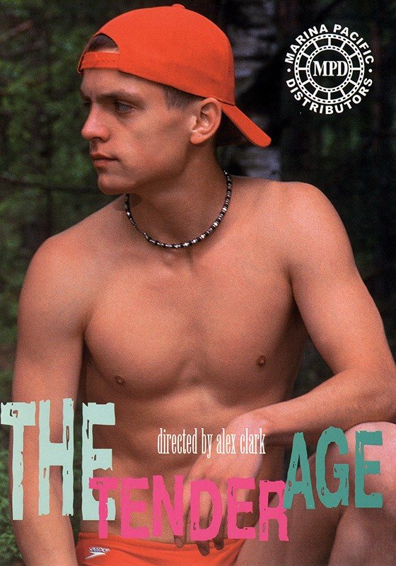 The Tender Age DVD - Front