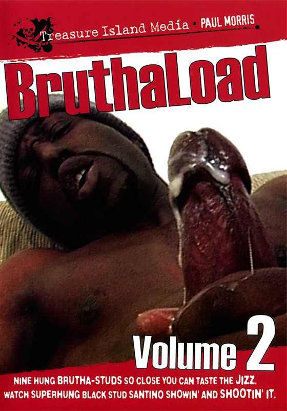 BruthaLoad volume 2 DVD - Front
