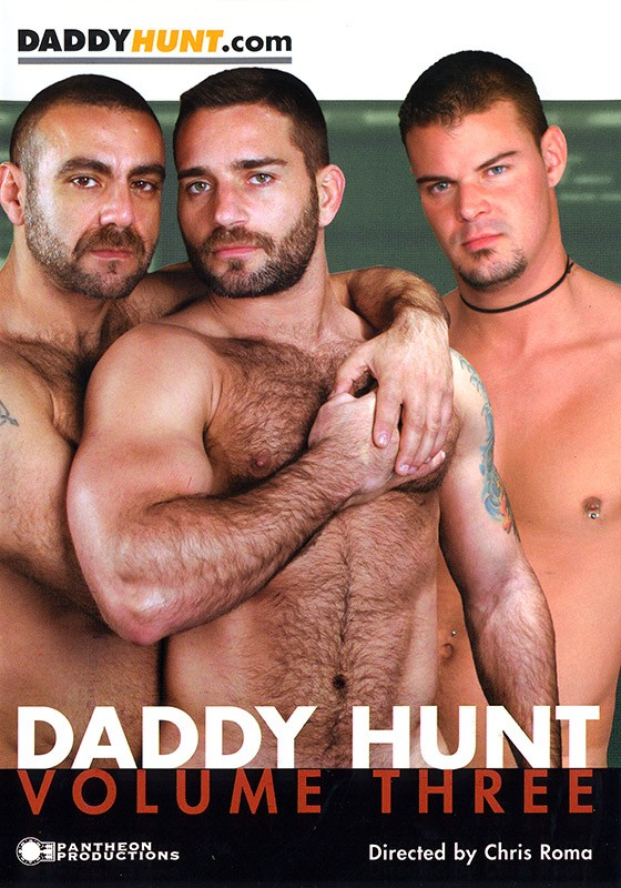 Daddy Hunt volume 3 DVD - Front