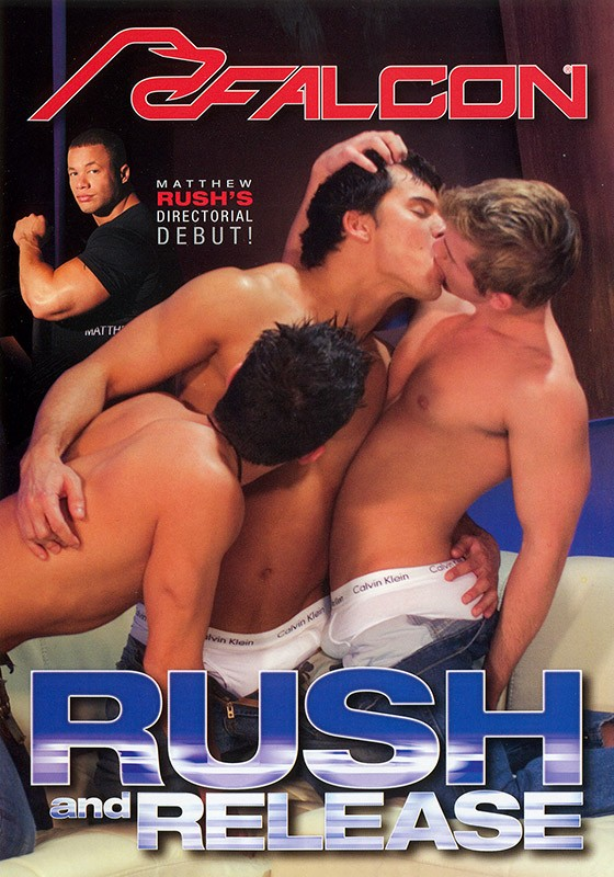 Rush and Release DVD - Front