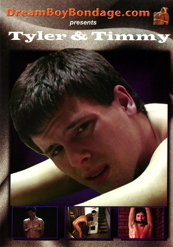 Tyler & Timmy DVD - Front