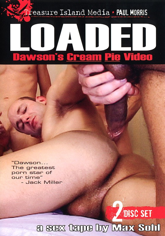 Loaded DVD - Front