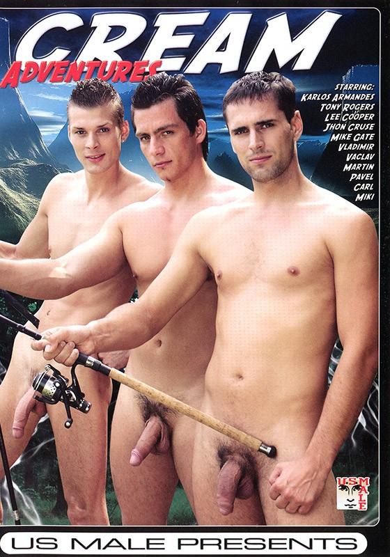 Cream Adventures DVD - Front