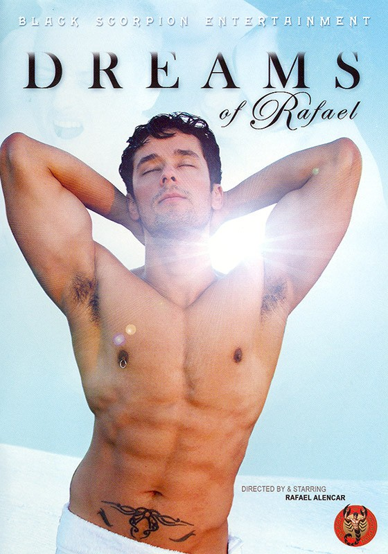Dreams of Rafael DVD - Front