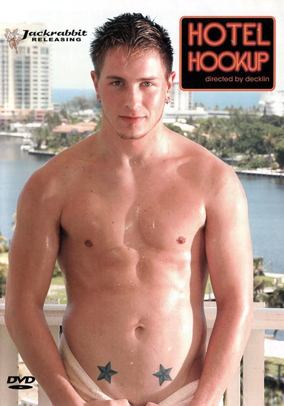 Hotel Hookup DVD - Front