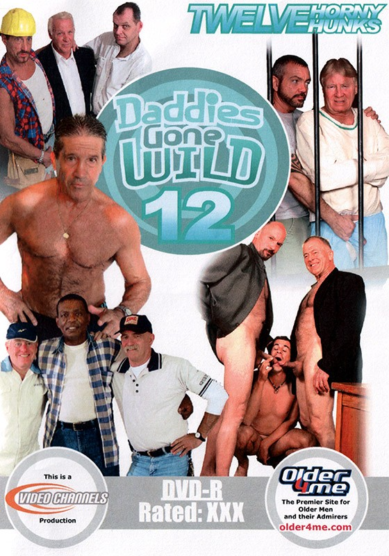 Daddies Gone Wild 12 DVD - Front