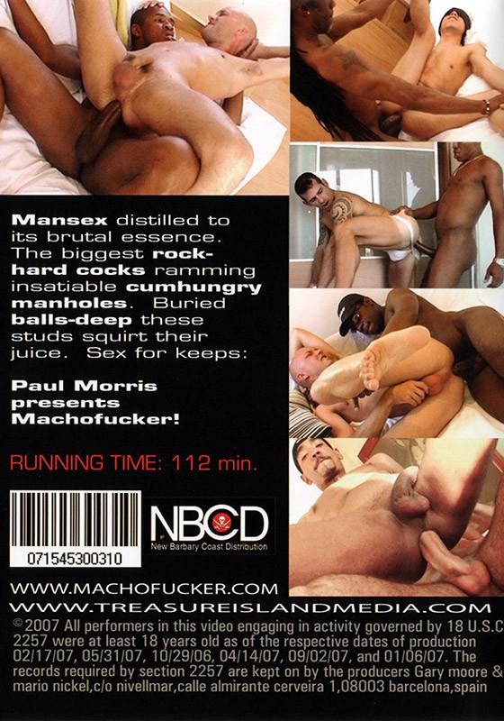 Ass Stretcher 3 DVD - Back