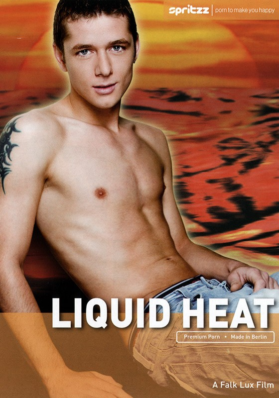 Liquid Heat DVD - Front