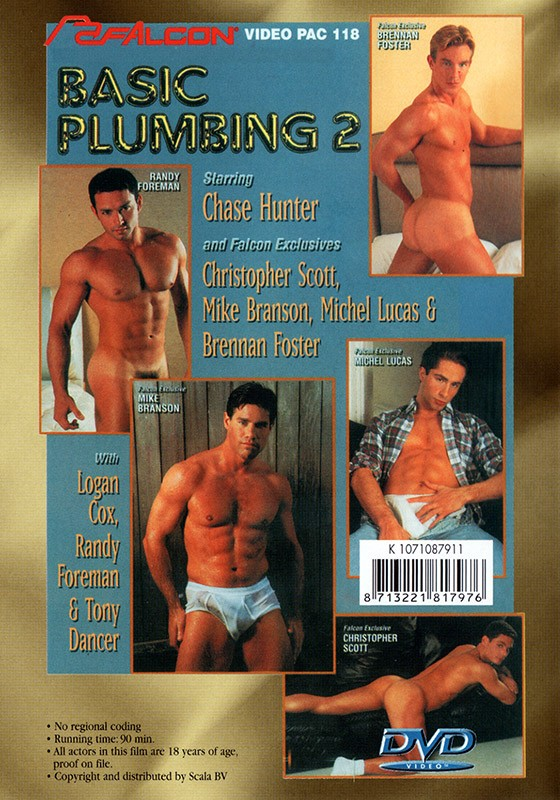 Basic Plumbing 2 DVD - Back
