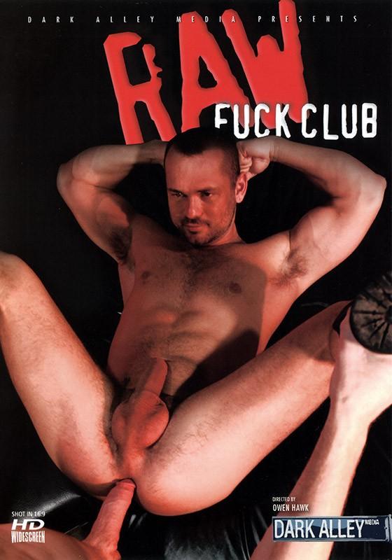 Raw Fuck Club DVD - Front