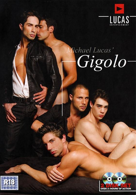 Gigolo DVD - Front