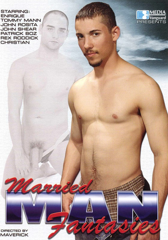 Married Man Fantasies DVD - Front
