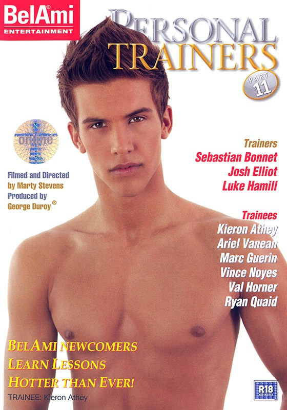 Personal Trainers 11 DVD - Front