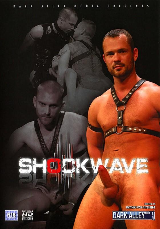 Shockwave DVD (no cover artwork) - Front