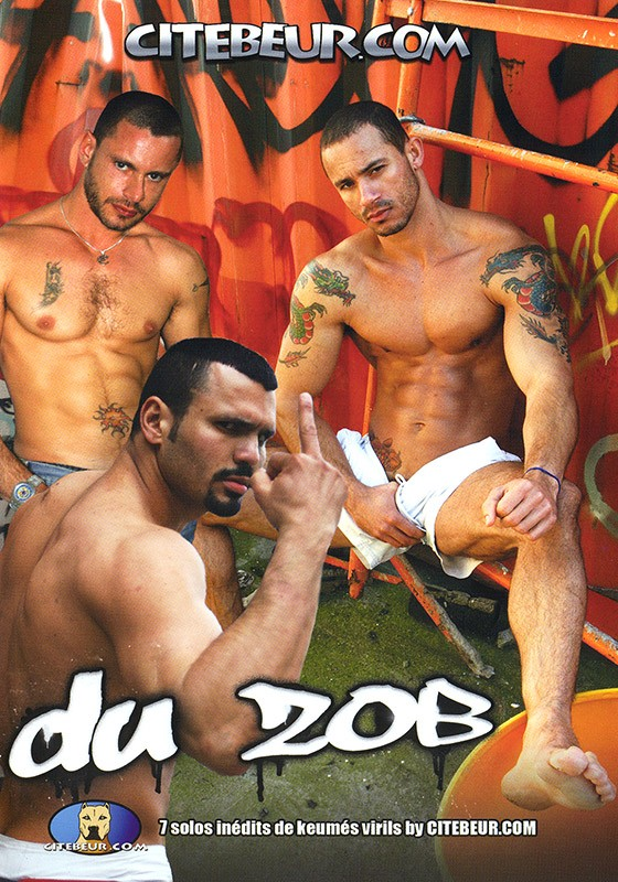 Du Zob DVD - Front