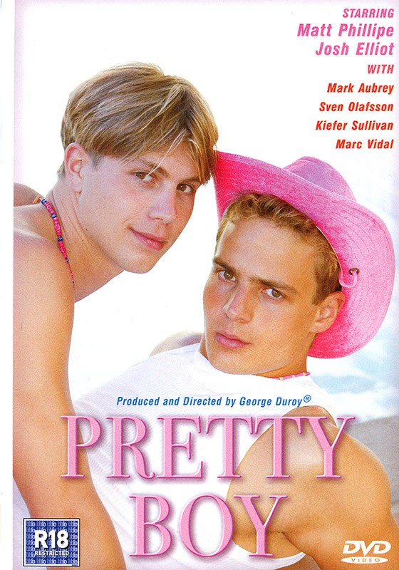 Pretty Boy DVD - Front