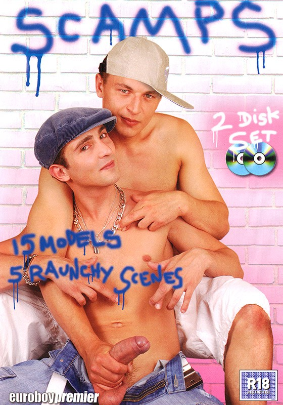 Scamps DVD - Front