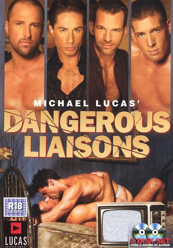 Dangerous Liaisons DVD - Front