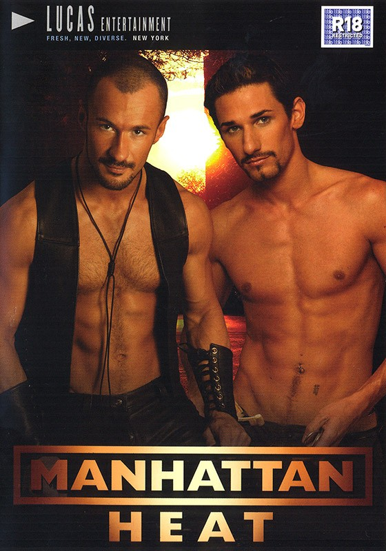 Manhattan Heat DVD - Front