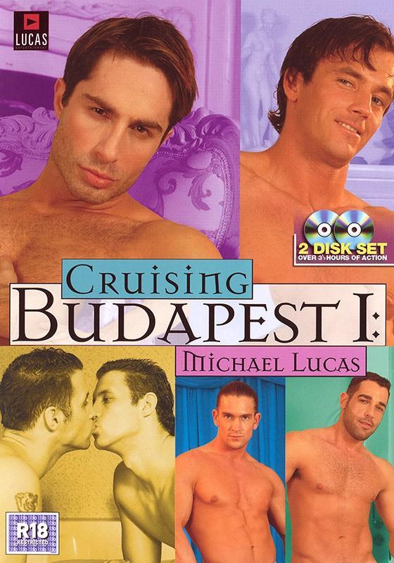 Cruising Budapest 1 DVD - Front