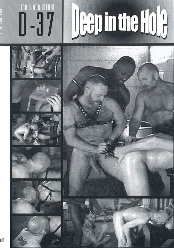 Deep in the Hole DVD - Front