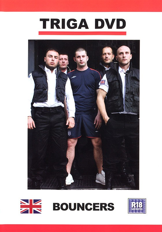Bouncers DVD - Front