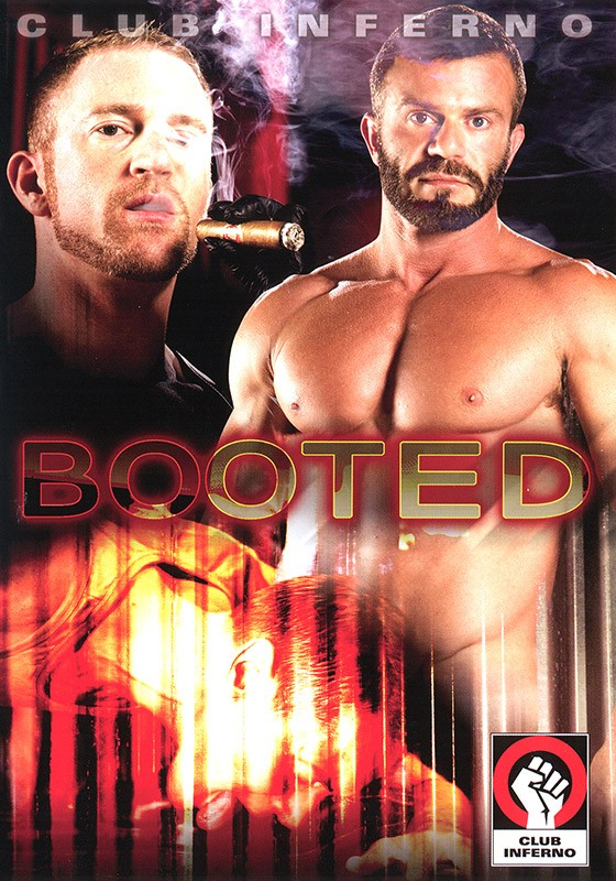Booted DVD - Front